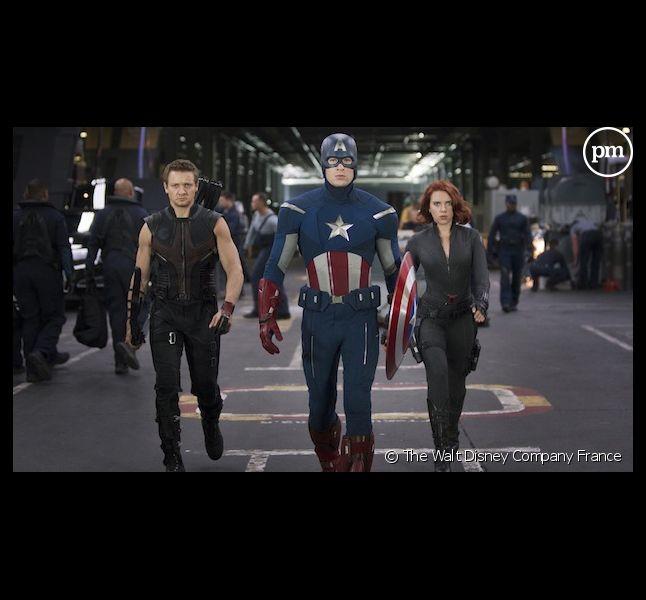 """Une série dérivée d'""""Avengers"""" est en préparation"""