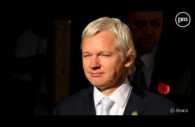 Julian Assange, co-fondateur du site WikiLeaks