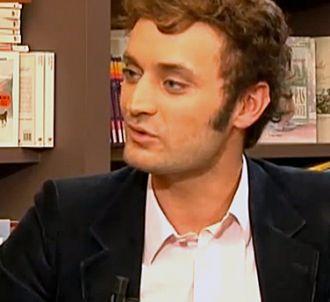 Augustin Trapenard est le nouveau chroniqueur littéraire...