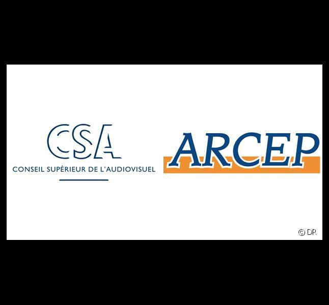CSA et Arcep.