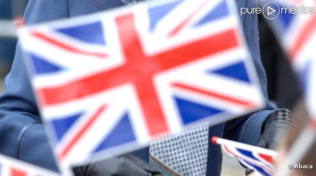 Le drapeau britannique
