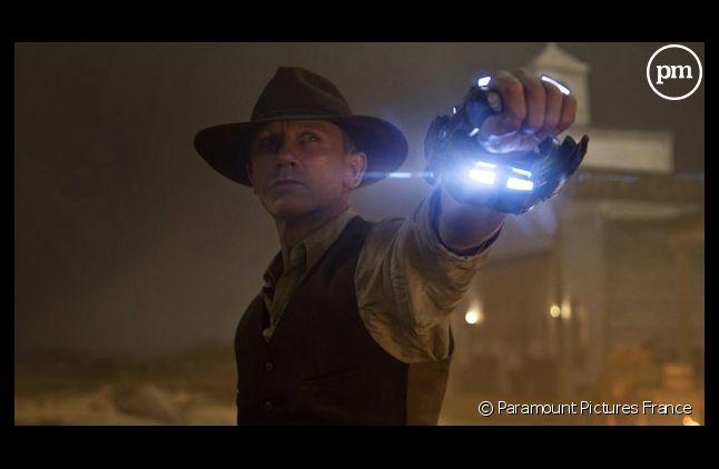 """Canal+ diffuse le film """"Cowboys & Envahisseurs"""" avec Daniel Craig à 20h50"""