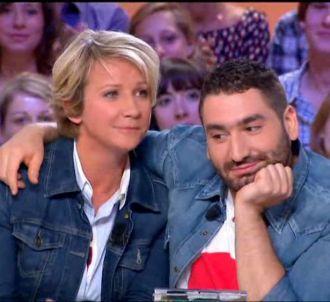 Ariane Massenet de retour dans 'Le Grand Journal'.