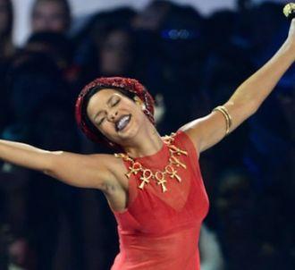Rihanna a ouvert la cérémonie des MTV Video Music Awards