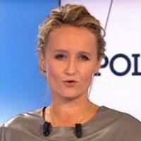 Zapping : Les premiers pas de Caroline Roux dans