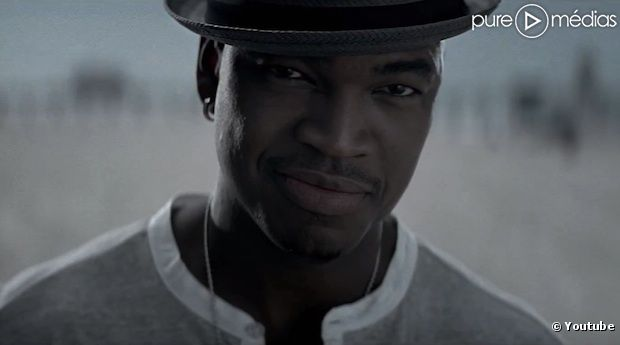 "Ne-Yo dans le clip de ""Let Me Love You"""