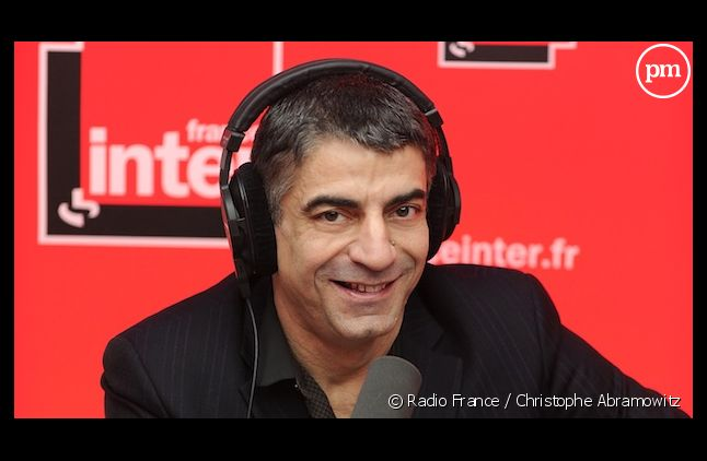 """Didier Varrod présente chaque jour """"Encore un matin"""", une chronique musique au coeur de la Matinale de France Inter."""
