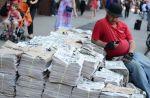 Victimes de la crise, les médias voient leurs recettes publicitaires baisser
