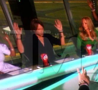 TMZ publie une vidéo d'un clash entre Nicki Minaj et...
