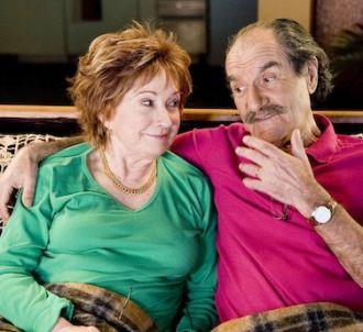 Huguette et Raymond, 'Scènes de ménages'.
