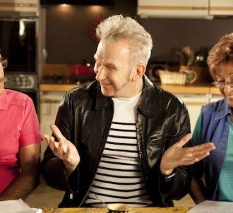 <span>Jean-Paul Gaultier dans </span>'Scènes de ménages',...