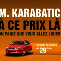 Nikola Karabatic assigne en justice Sixt pour une publicité moqueuse