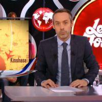 Zapping : Hollande en Afrique, le hors-champ des caméras du