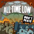 "6. All Time Low - ""Don't Panic"""