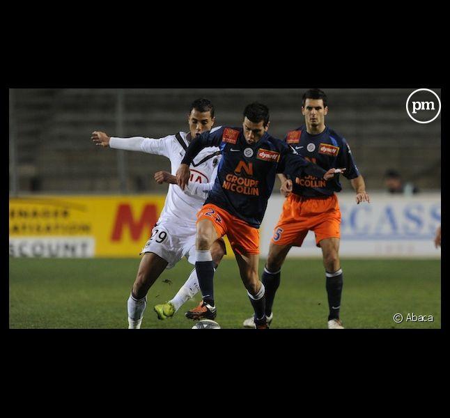 Le joueur montpelliérain Cyril Jeunechamp accusé d'avoir frappé un journaliste de L'Equipe