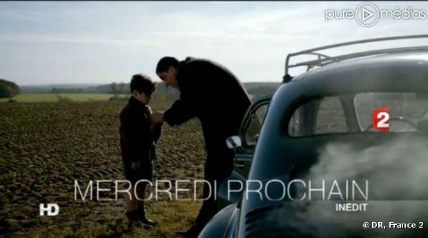 """Simon Abkarian est Abraham Drucker dans """"Mais qu'est-ce qu'on va faire de toi ?"""""""