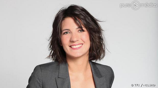 Estelle Denis bientôt à l'antenne de TF1.