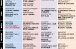 Tous les programmes de la télé du 12 au 18 janvier 2013