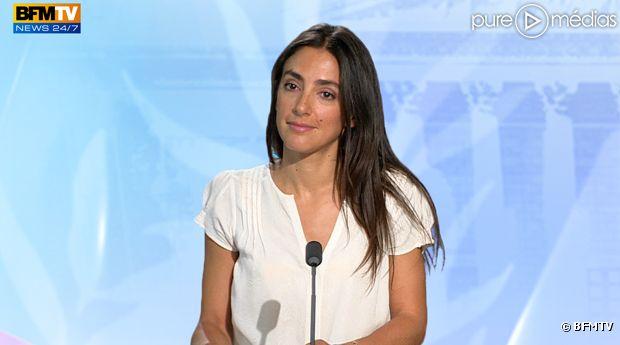 Anna Cabana tiendra une chronique chaque matin à 6h50 et 7h50.