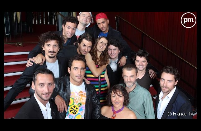 """La troupe du """"ONDAR Show"""""""