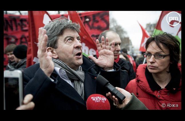Jean-Luc Mélenchon déplore un choix de France 3