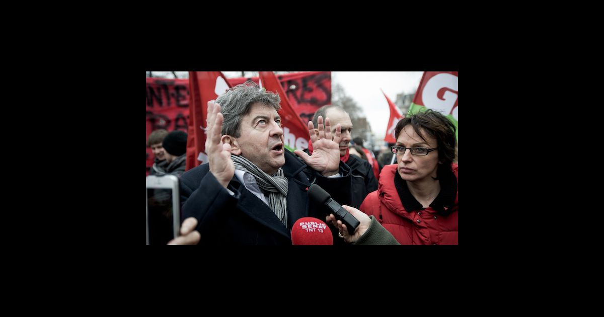 Jean luc m lenchon d plore un choix de france 3 photo - Peut on porter plainte contre sa banque ...