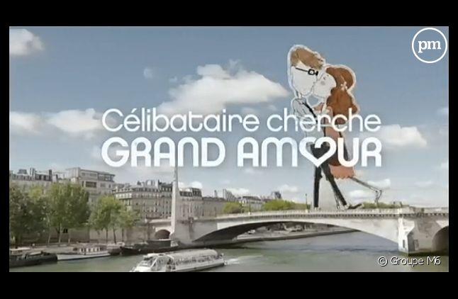 """Avis aux esseulé, """"Célibataire cherche grand amour"""", la nouvelle télé-réalité de M6, démarre ce soir."""