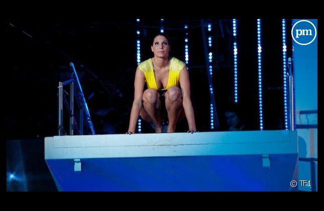 """Laury Thilleman critique """"Splash ! Le grand plongeon"""", programme dont elle est candidate"""