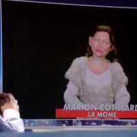 Zapping : Marion Cotillard fait son entrée aux
