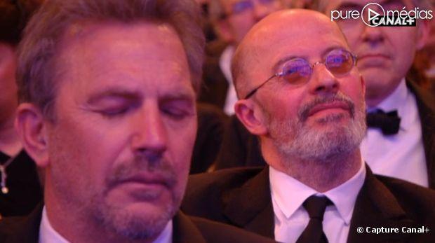 Kevin Costner s'est-il endormi pendant les César ?