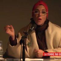 Affaire DSK : Marcela Iacub, traquée par Canal+, refuse de répondre aux questions des journalistes