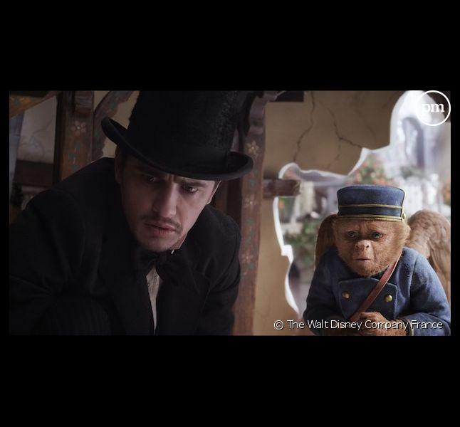 """""""Le Monde fantastique d'Oz"""" démarre en tête des premières séances"""