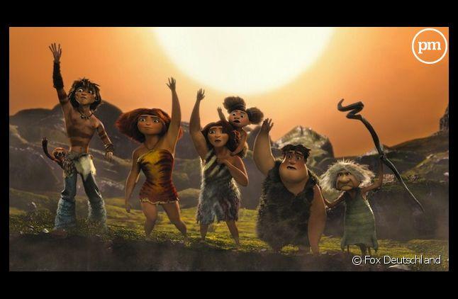 """""""Les Croods"""" démarre en tête du box-office américain"""