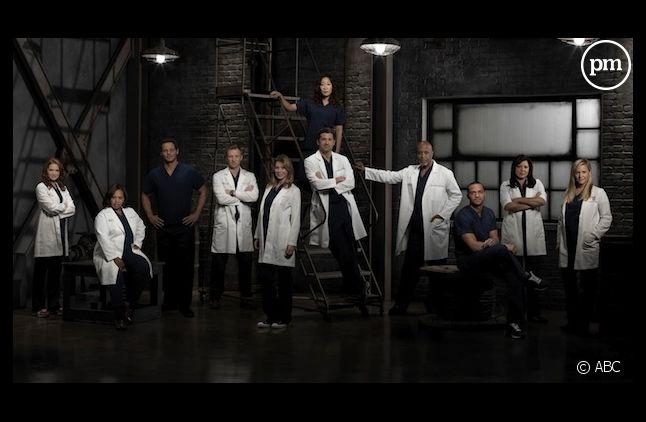 """""""Grey's Anatomy"""" de retour sur TF1 le 24 avril suivi de """"Revenge"""""""