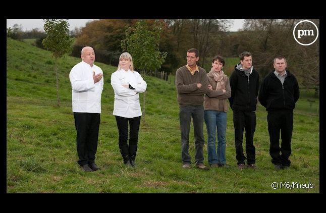 """Les candidats à la campagne pour l'épisode 10 de """"Top Chef 2013"""""""