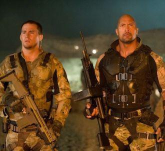 'G.I. Joe : Conspiration' reste en tête du box-office