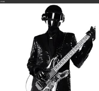 Saint Laurent relooke les Daft Punk.