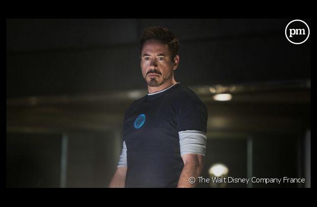 "Combien a gagné Robert Downey Jr avec ""Avengers"" ?"