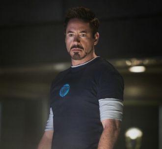 Combien a gagné Robert Downey Jr avec 'Avengers' ?