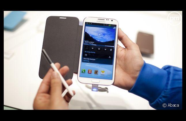 Le nouveau Samsung S4 sera disponible mercredi.