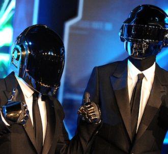 'Get Lucky', le nouveau single de Daft Punk, réalise un...
