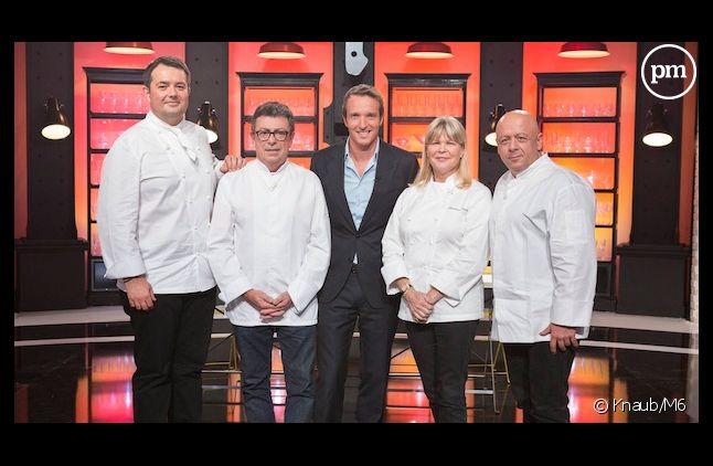 """La saison 4 de """"Top Chef"""" a moins bien fonctionné que les saisons 2 et 3."""