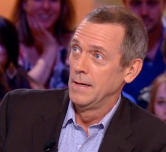 Hugh Laurie découvre la chanson 'Dr House' de Christophe...