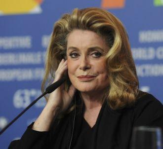 Catherine Deneuve va jouer avec Guillaume Canet