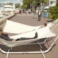 Cannes 2013 : Daniel Picouly confesse les stars dans un hamac au milieu de la Croisette