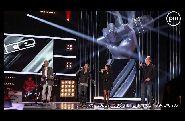 """Pour Jenifer, les quatre coachs de """"The Voice, la plus belle voix"""" reviendront pour la saison 3"""