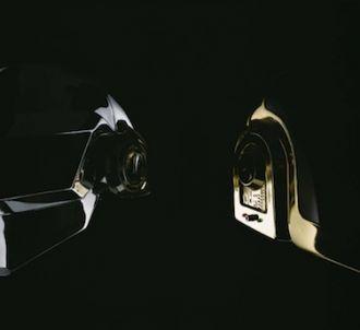 Daft Punk en tête du Top Albums et du Top Singles français