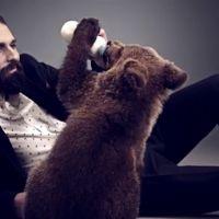 Pub : Adopte un mec adopte des bébés animaux