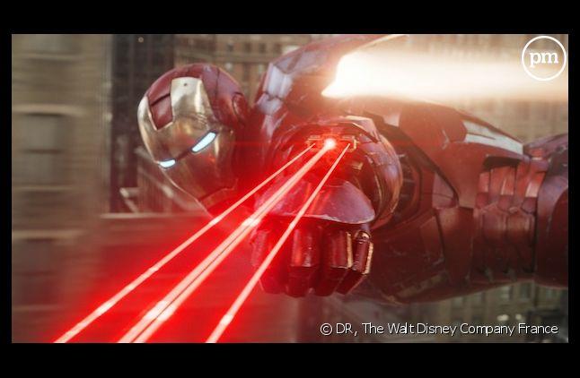 """Robert Downey, Jr. de retour pour """"Avengers 2"""" et 3"""