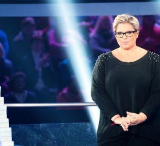 Laurence Boccolini présente 'Money Drop' sur TF1